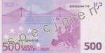 Bankovka 500 Euro (rub)